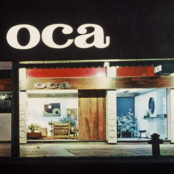 Oca, a revolutionary shop